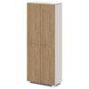 Шкаф для одежды G-741-615-06 дуб верцаска карамель и бежевый песок