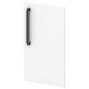 Дверь низкая L-012 Белый Альба Маргарита