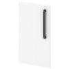 Дверь низкая L-014 Белый Альба Маргарита