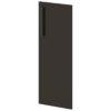 Двери средние лаковые л/пр L-022 Дуб Линдберг Темный и Горький Шоколад