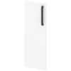 Двери средние L-024 Белый Альба Маргарита