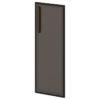 Двери средние стеклянные L-026