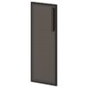 Двери средние стеклянные L-028