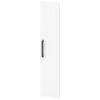 Дверь высокая Белый пр L-032