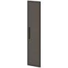 Двери высокие стеклянные L-036p