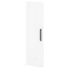 Дверь высокая L-039л Белый Альба Маргарита