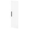 Дверь высокая L-039пр Белый Альба Маргарита