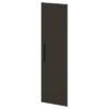 Дверь высокая лаковая L-039пр Белый Альба Маргарита и Горький Шоколад