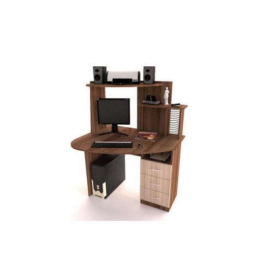 Стол Валенсия-4 компьютерный