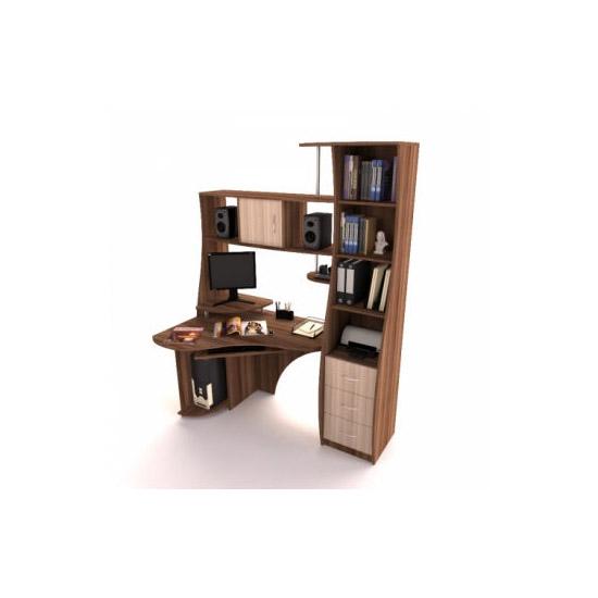 Стол Валенсия-7 компьютерный