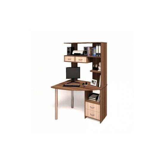 Стол Валенсия-10 компьютерный