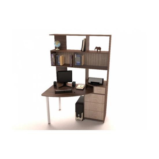Стол Валенсия-11 компьютерный