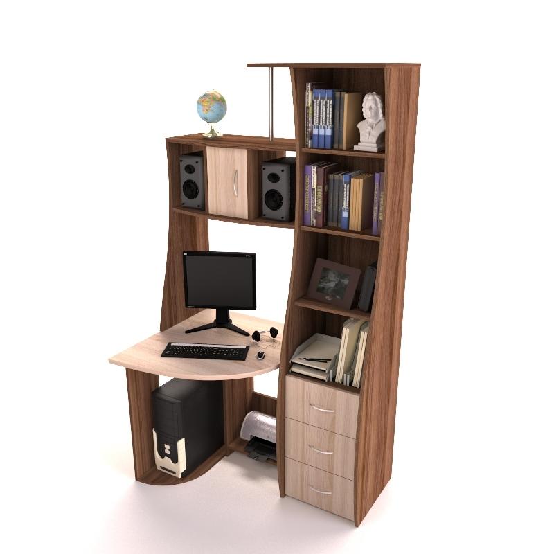 Стол Валенсия-9 компьютерный