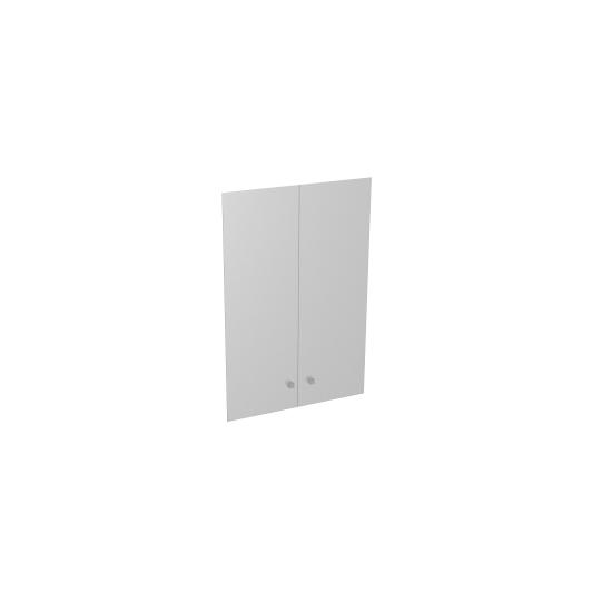 Двери S-022 стеклянные матовые