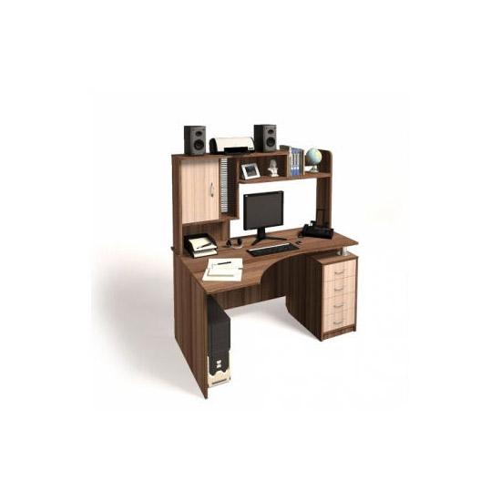 Стол Милано-10 компьютерный
