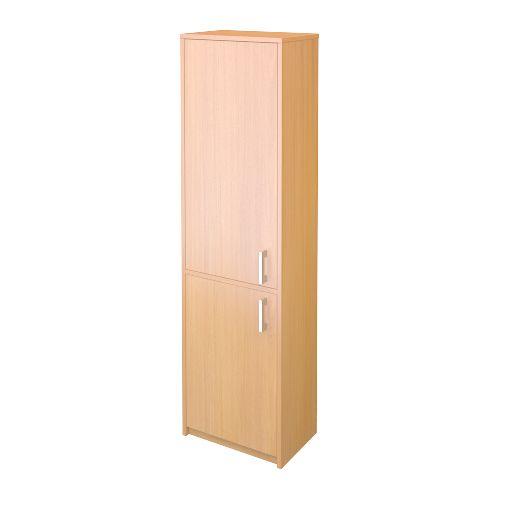 Стеллаж А-321 + Дверь ДСП А-621 груша арозо