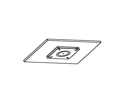 Подставка под ТВ с поворотным механизмом Т-701