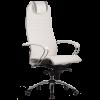Кресло руководителя Samurai K-1.02 белый лебедь