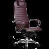 Кресло руководителя Samurai K-1.02 темно-бордовый