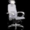 кресло SAMURAI S-2.03 белый лебедь