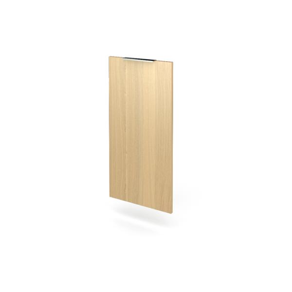 Дверь ЛДСП универсальная КТ-50 Дуб светлый