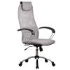Кресло Metta BK-8 хром светло-серый