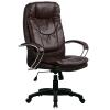 Кресло руководителя Metta LK-11 пластик темно-коричневый