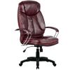Кресло руководителя Metta LK-12 пластик темно-бордовый