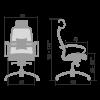 Эргономичное кресло SAMURAI SL-2.02