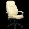 Кресло руководителя Metta LK-12 пластик бежевый