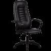 Кресло оператора Metta ВР-2 перфорированная эко-кожа черный