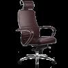 Эргономичное кресло SAMURAI KL-2.02 темно-бордовый