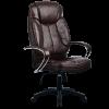 Кресло руководителя Metta LK-12 пластик темно-коричневый