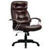 Кресло руководителя Metta LK-14 пластик темно-коричневый