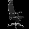 Кресло Samurai S-3.02 черный плюс