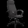 Кресло Metta BP-1 ткань серый