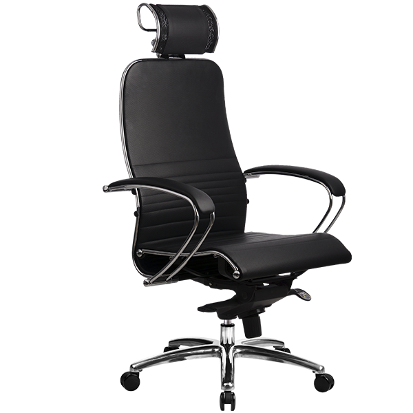Эргономичное кресло SAMURAI K-2.02 черный