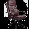 Кресло руководителя Metta LK-3 темно-бордовый
