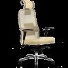 Эргономичное кресло Samurai SL-3.02 бежевый