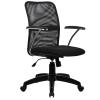 Кресло Metta FK-8 пластик черный