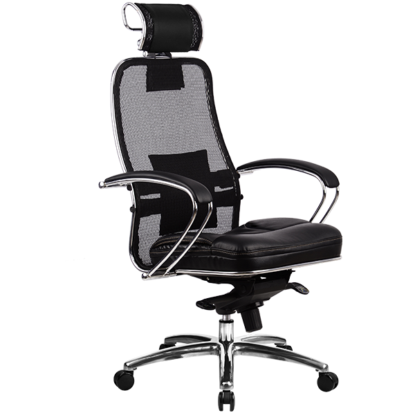 Эргономичное кресло Metta SAMURAI SL-2.03 черный
