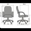 Кресло Metta CP-1
