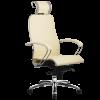 Эргономичное кресло SAMURAI K-2.02 бежевый