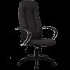 Кресло Metta BK-2 пластик ткань серый