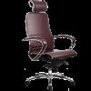 Эргономичное кресло SAMURAI K-2.02 темно-бордовый