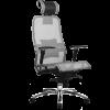 Кресло Samurai S-3.02 серый