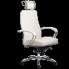 Эргономичное кресло SAMURAI KL-2.02 белый