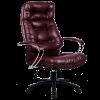 Кресло руководителя Metta LK-14 пластик темно-бордовый