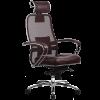 Эргономичное кресло SAMURAI SL-2.03 темно-бордовый