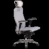 Кресло Samurai S-3.02 белый лебедь